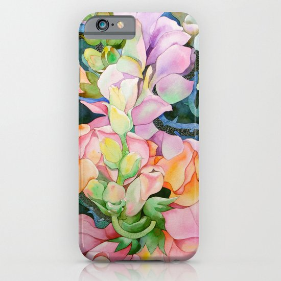 Colorful in the dark iPhone & iPod Case