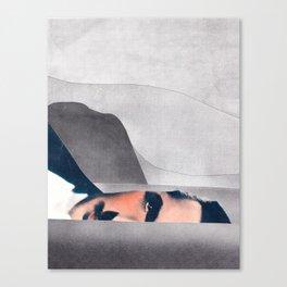 warner Canvas Print