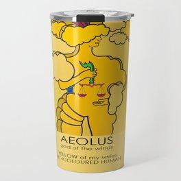 AEOLUS (god of the winds) Travel Mug
