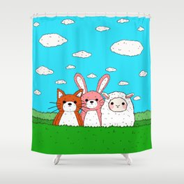 Adventure? Shower Curtain