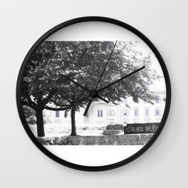 Can You Believe - Lucca Wall Clock