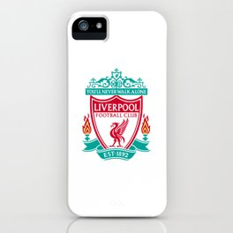 Allez Allez Allez LFC Inspired iPhone Case