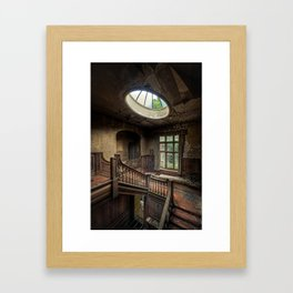 Potters Manor Framed Art Print