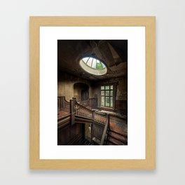 Potters Manor Framed Art Print