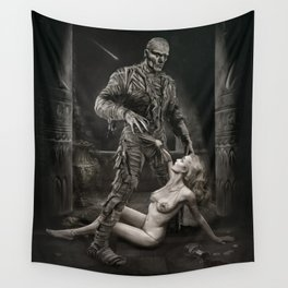 The Mummy Wall Tapestry
