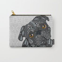 Black Pug 2016 Carry-All Pouch