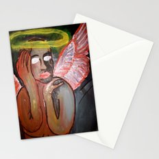 Dirtiest Angel Stationery Cards