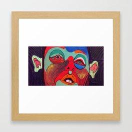 PrettyToPretend Framed Art Print