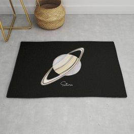 Saturn #2 Rug