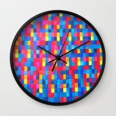 Infinite random Wall Clock