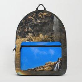 Icelandic Waterfall Backpack