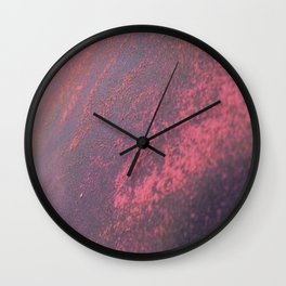 Pinks 1 Wall Clock