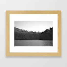 Lake House Framed Art Print