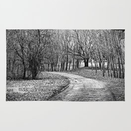Out of Winter - The Peace Collection Rug