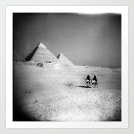 Untitled: Egypt Series Art Print