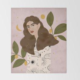 Constellation Throw Blanket