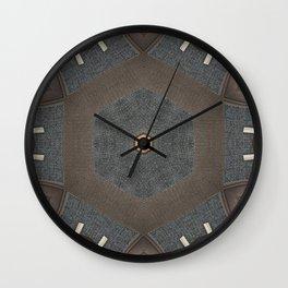 Benetton III Wall Clock