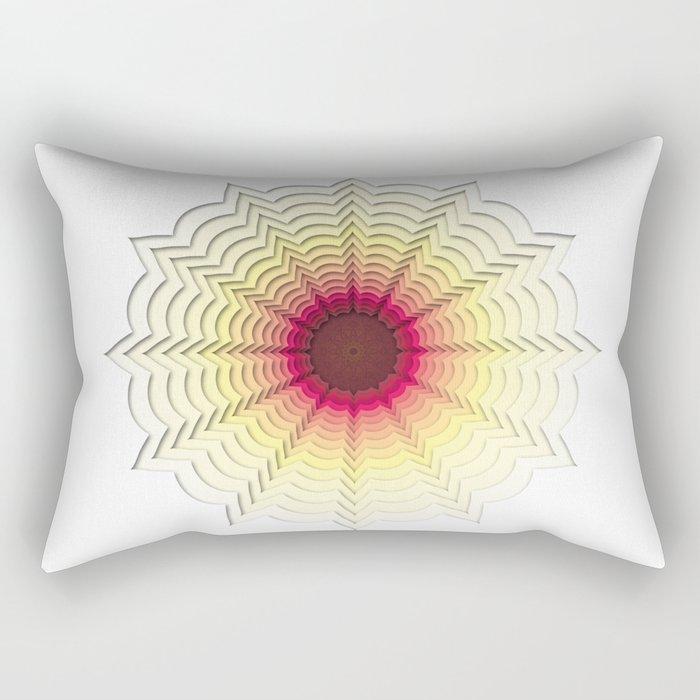 Zoom Rectangular Pillow