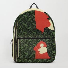 Christmas 1895 Backpack