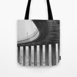 Tromsø bridge 1 Tote Bag
