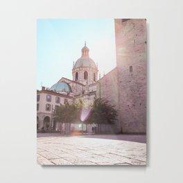 Como Cathedral Metal Print