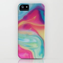 Milky Way Constant Motion iPhone Case