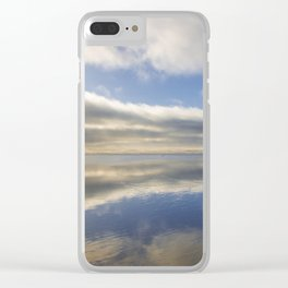 Life Reflections Clear iPhone Case