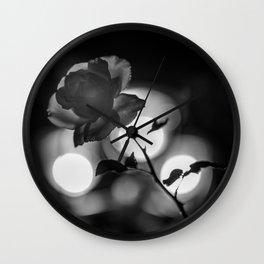 Enlightened Wall Clock