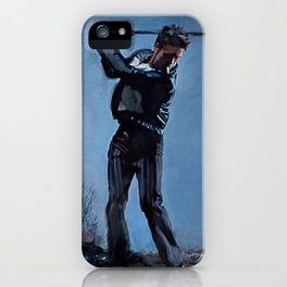 Tyler Durden and the Narrator - Golfing Buddies - Fight iPhone Case