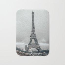 Eiffel Tower in Paris Bath Mat