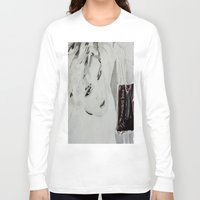 kpop Long Sleeve T-shirts featuring Blood Bag by Ahri Tao