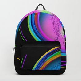 Atrium Abstract - Perfection Akt 23 Backpack