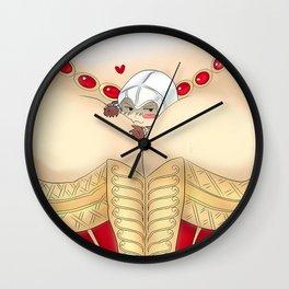 Ezio is Anywhere Wall Clock