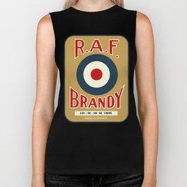 RAF Brandy Biker Tank