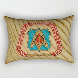 Carpenters Rectangular Pillow