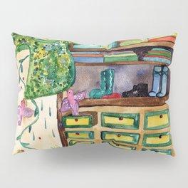 Magic Closet Pillow Sham