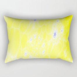 the face of the sun Rectangular Pillow