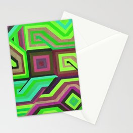 Love and Logic Colour Variation2 Stationery Cards