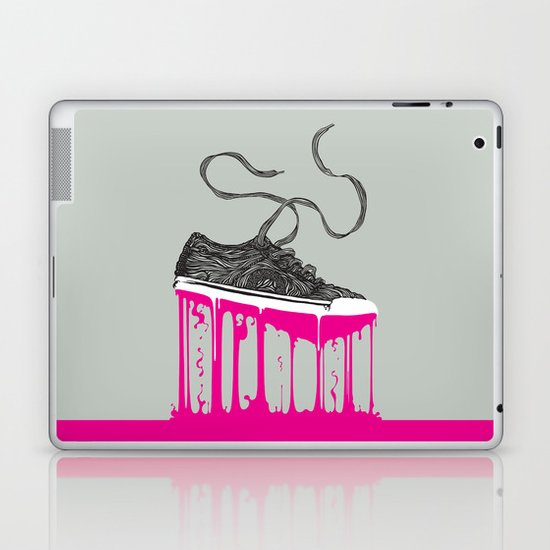 Weightless Living Laptop & iPad Skin