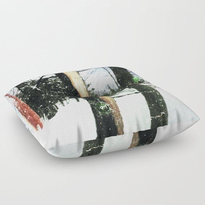 Backwoos Floor Pillow