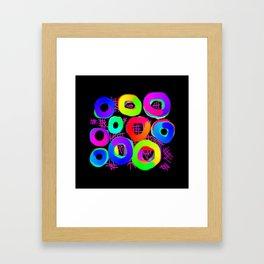 HH 01 Framed Art Print