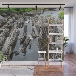 Glass River Wall Mural