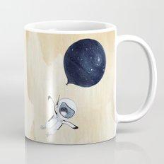 Penguin fly Mug