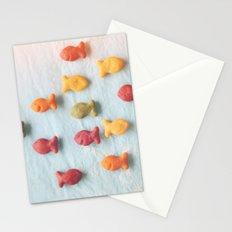 Plenty of Fish Stationery Cards