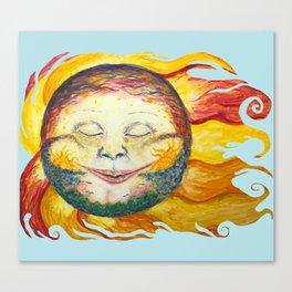 Sun Dreams Canvas Print