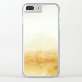 "J.M.W. Turner ""Landscape"" Clear iPhone Case"