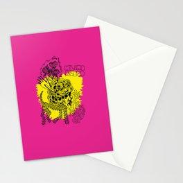 weirdblood (3) Stationery Cards