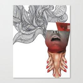 Freshman Canvas Print
