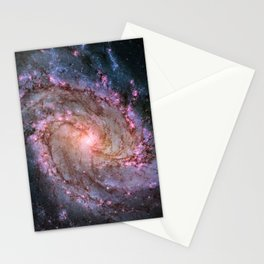 Spiral Galaxy M83 Stationery Cards
