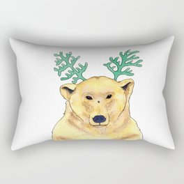Ours Rectangular Pillow